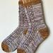 Monroe Socks pattern