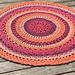 Anniversary Mandala pattern