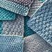 Patio Tiles Afghan pattern
