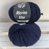 Lana Grossa Fb 17 mauve 50 g Wolle Kreativ Merino Uno