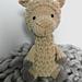 AL Mission - alpaca pattern