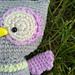 Baby Owl pattern