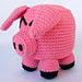 Cube Pig pattern