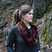A Walk Through the Woods Cowl pattern