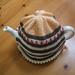 Candy Stripe Tea Cosy pattern