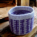 Slip Stitch Felted  Bowl pattern