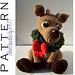 SA014 - Regis the Baby Reindeer pattern