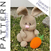 PS001 - Rae the Pudgy Rabbit pattern