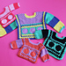 Join-The-Dots Kids Jumper pattern