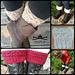 Loopy Ridges Boot Cuffs pattern