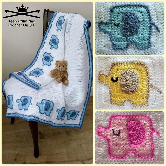 Elephant (Free Amigurumi Patterns) | Crochet elephant, Crochet ... | 640x640