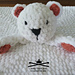 Nanuk the Polar Bear Lovey pattern