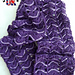 Carly Shell Scarf pattern
