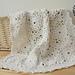 Daisy Chain Flourish Blanket pattern
