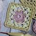 Sherbet Star Granny Square pattern