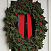 #23 Holly Wreath pattern