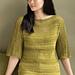 #18 Golden Moss pattern