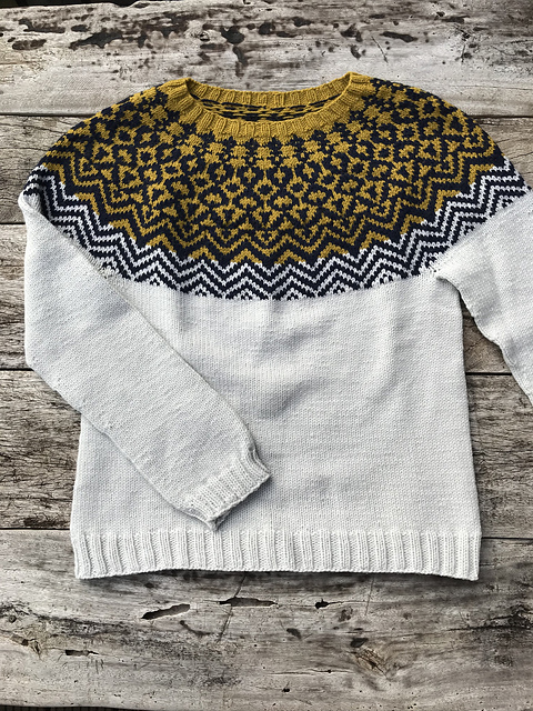 Indie Design Gift Along 2020 Sweater Favourites 13