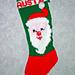 Mr. Claus Christmas Stocking pattern