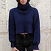 Olann Cropped Turtleneck pattern