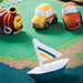Land & Sea Toys pattern