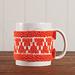 Orange Slices Cup Cozy pattern