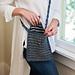 Woven Garter Bag pattern