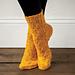 A Dream That Was Rome Socks pattern