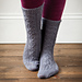 Cathedral Arches Socks pattern