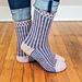 Tourmaline Socks pattern