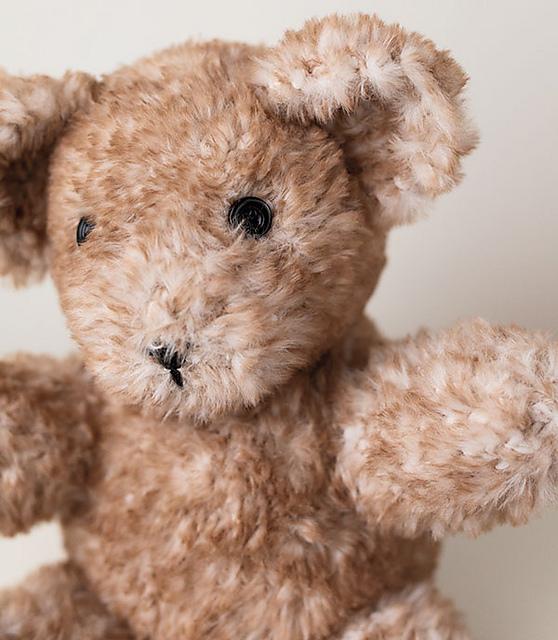 teddy, bear, knit, faux, fur, animal, stuffed, knitting, pattern, free