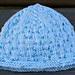 Tiny Bowknots Preemie Hat