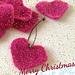 Julehjerter pattern