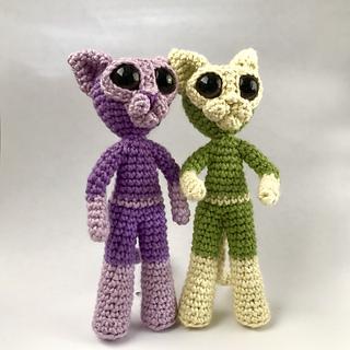 231 Crochet Pattern - Little Rat Mimi with a scarf - Amigurumi PDF ...   320x320