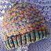 Slip-Stitch Quilted Baby Hat pattern