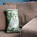 Athena's Owl Pillow pattern