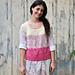 Sakura Vest pattern