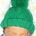 Zig-Zag Baby Hat pattern