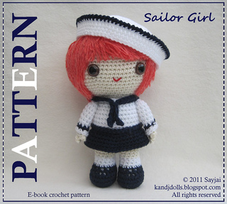 Pin on Doll Crochet Patterns | 287x320