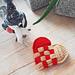 Time to love - Crochet heart pattern