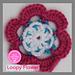 Loopy Flower Motif pattern