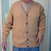 Set-In Sleeve Sweater - Adult Cardigan pattern