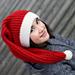 Stella Christmas Hat pattern