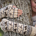 Tortoise and Hare gauntlets pattern