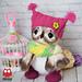 196 Cute Owl pattern