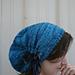 Michelle Hat pattern