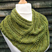 Mary Cowl pattern