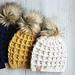 Market Waffle Hats pattern