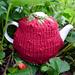 Strawberry Tea Cosy pattern