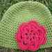 Rolled Brim Hat pattern